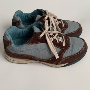 LL Bean Sport Oxford Sneakers size 6.5